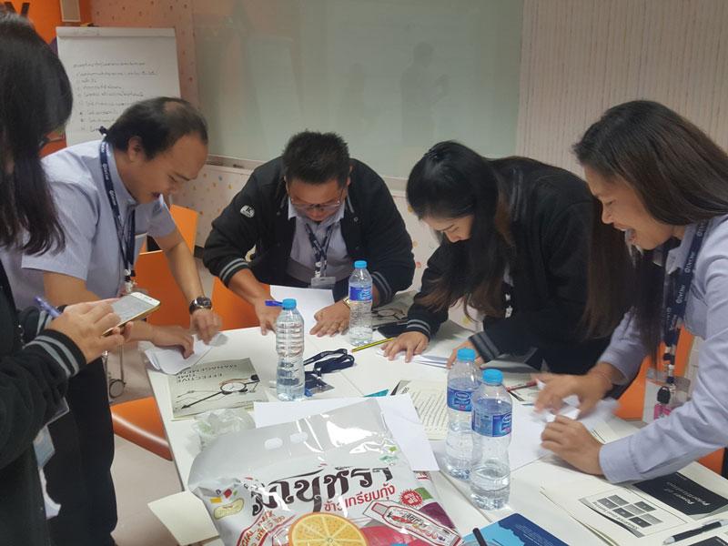 EFFECTIVE TIME MANAGEMENT (บริษัท แมคคีย์ ฟู้ด เซอร์วิสเซส (ประเทศไทย) จำกัด)