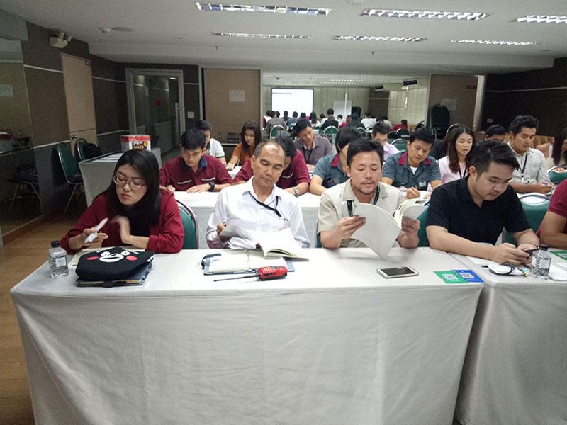 ศูนย์นิทรรศการและการประชุมไบเทค  อบรมหลักสูตร  SITUATIONAL LEADERSHIP PROGRAM