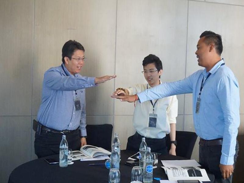 หลักสูตร PROFESSIONAL BRAND NEW MANAGER (ครั้งที่ 2)