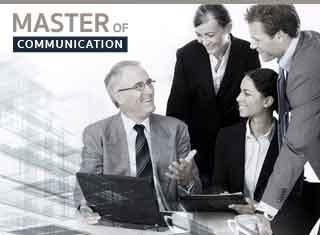 MASTER OF COMMUNICATION