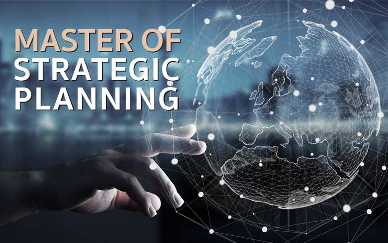 MASTER OF STRATEGIC PLANNING