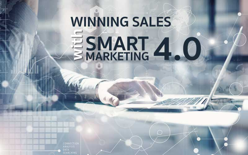WINNING SALES WITH SMART MARKETING 4.0