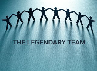 THE LEGENDARY TEAM