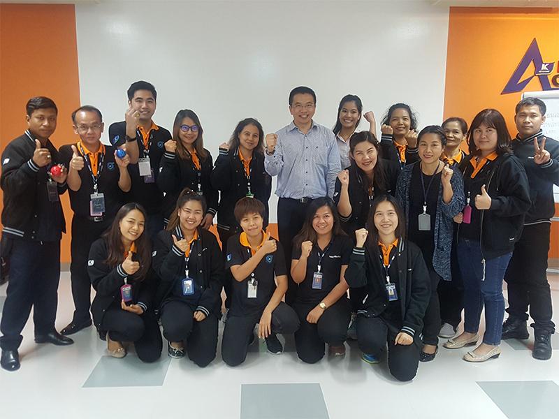 PROFESSIONAL COMMUNICATION (บริษัท แมคคีย์ ฟู้ด เซอร์วิสเซส (ประเทศไทย) จำกัด)