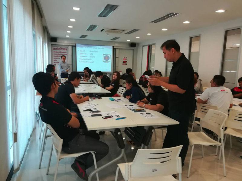 LEADERSHIP DEVELOPMENT FOR MANAGER (บริษัท วาย.เอส.เอส (ประเทศไทย) จำกัด)