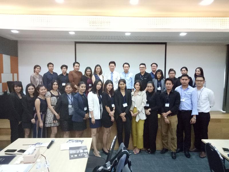 กลยุทธ์การขายสำหรับธุรกิจอสังหาริมทรัพย์ รุ่นที่ 2 (บริษัท เนอวานา ไดอิ จำกัด (มหาชน))