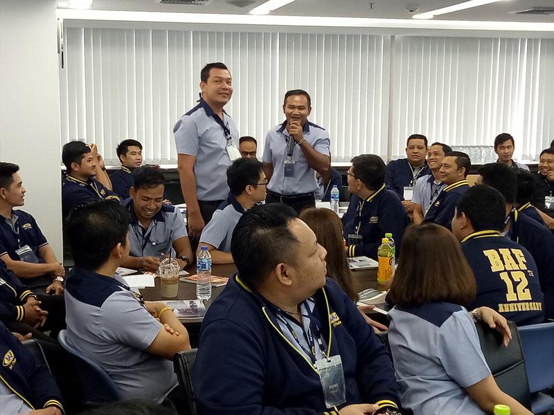 LEADERSHIP DEVELOPMENT FOR MANAGER (บริษัท บัฟ (ประเทศไทย) จำกัด)