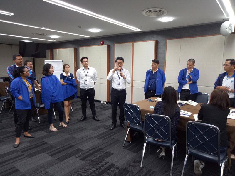 SMARTER LEADERSHIP DEVELOPMENT รุ่น 2 (บริษัท ศูนย์การเรียนรู้ทิสโก้ จำกัด)