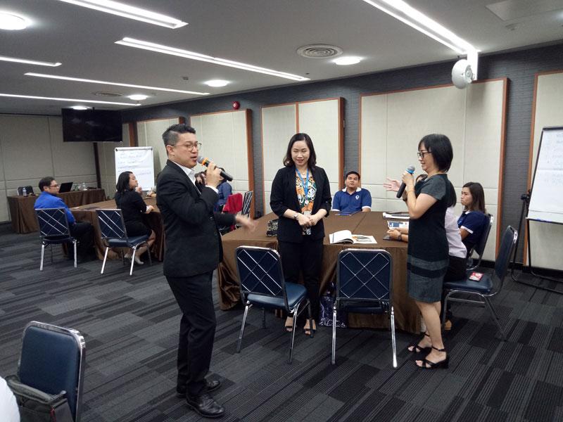 บริษัท ศูนย์การเรียนรู้ทิสโก้ จำกัด SMARTER LEADERSHIP DEVELOPMENT รุ่น 4