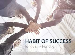 HABIT OF SUCCESS FOR TEAM-FUNCTION