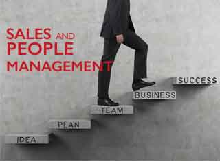 SALES AND PEOPLE MANAGEMENT
