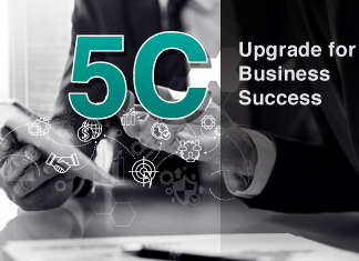 5C UPGRADE FOR BUSINESS SUCCESS