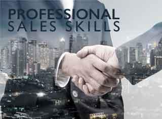 PROFESSIONAL SALES SKILLS